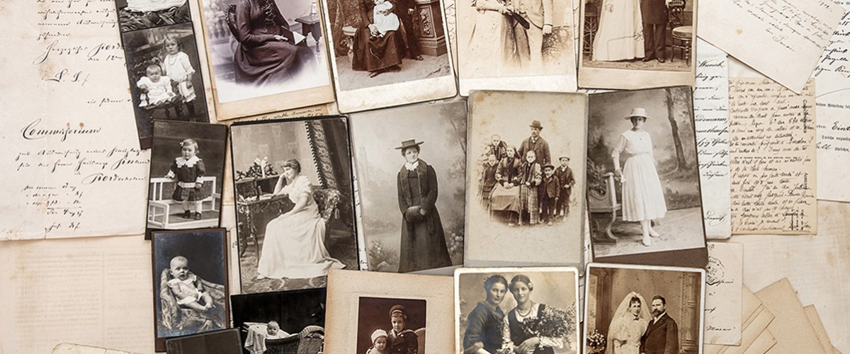 Discover your family's history.